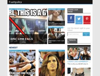 fuatguley.fantasticimageseverywhere.net screenshot