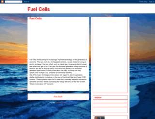 fuel--cells.blogspot.com screenshot