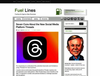 fuelingnewbusiness.com screenshot