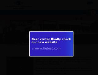 fuelinstrument.com screenshot