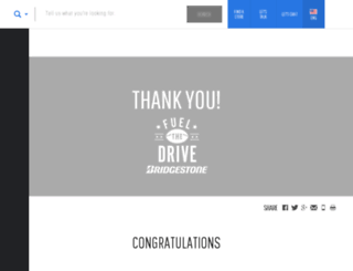 fuelthedrive.com screenshot