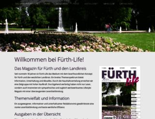 fuerth-life.de screenshot