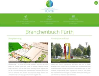 fuerth-links.de screenshot