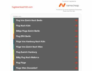 fugdownload163.com screenshot
