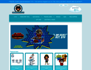 fugitivetoys.com screenshot