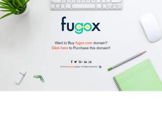 fugox.com screenshot