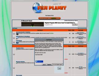 fuji.forumotion.com screenshot