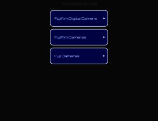 fujifilm-digital.com screenshot