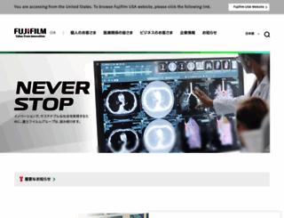fujifilm.jp screenshot
