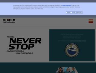 fujimed.com screenshot