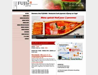 fujiyama91.fr screenshot
