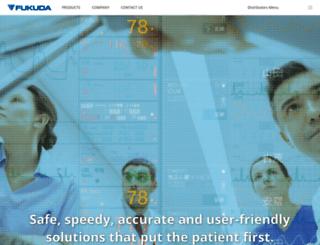 fukuda.com screenshot