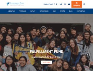 fulfillment.org screenshot