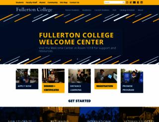 fullcoll.edu screenshot