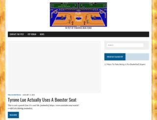 fullcourtpest.com screenshot