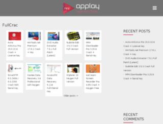 fullcrac.com screenshot