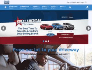 fullerisford.dealerconnection.com screenshot