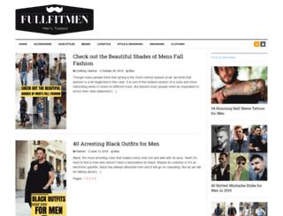 fullfitmen.com screenshot