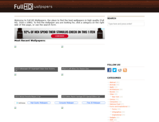 fullhdwpp.com screenshot