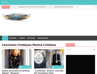 fullmusicacristiana.com screenshot
