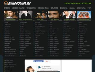 fullmusicaonline.com screenshot