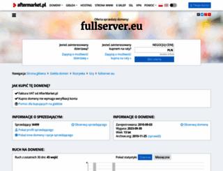 fullserver.eu screenshot