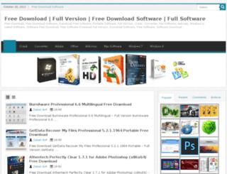 fullsoftdownload24.blogspot.com screenshot