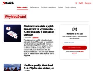 fulltext.sblog.cz screenshot