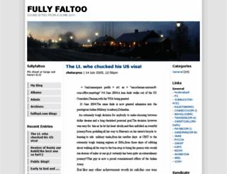 fullyfaltoo.fullhydblogs.com screenshot