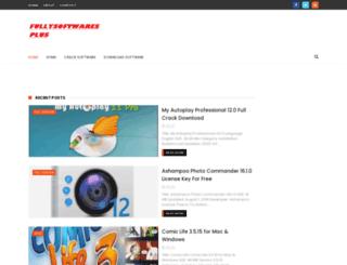 fullysoftwaresplus.blogspot.in screenshot