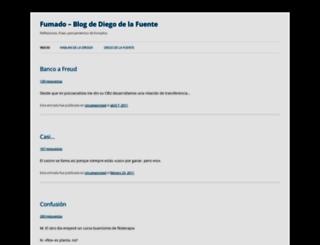 fumado.com.ar screenshot