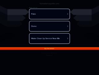 fumezlamoquette.com screenshot