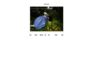 fumikoimano.com screenshot