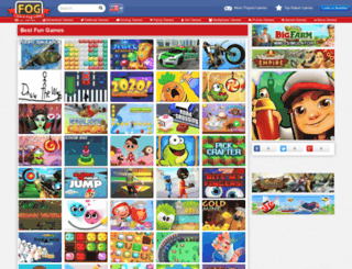 fun-games.freeonlinegames.com screenshot