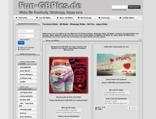 fun-gbpics.de screenshot