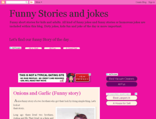 fun-stories.com screenshot