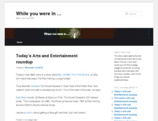 fun.areavoices.com screenshot