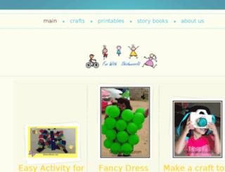 fun.shishuworld.com screenshot