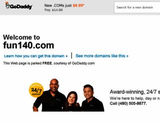 fun140.com screenshot