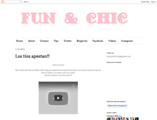 funandchic.blogspot.com.es screenshot