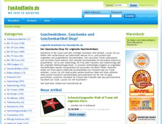 funandsmile.com screenshot