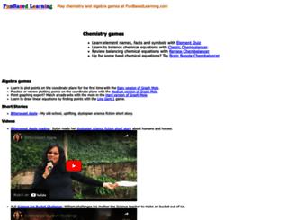 funbasedlearning.com screenshot