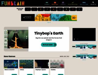 funbrainworld.com screenshot