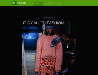 funcage.com screenshot