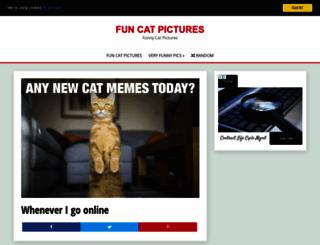 funcatpictures.com screenshot