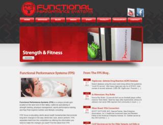 functionalps.com screenshot