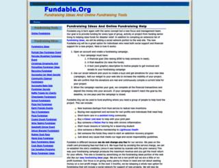 fundable.org screenshot