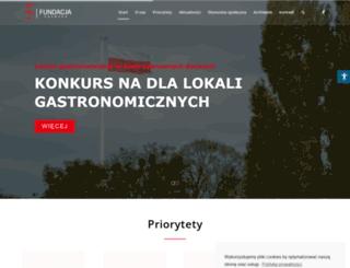 fundacjagdanska.pl screenshot