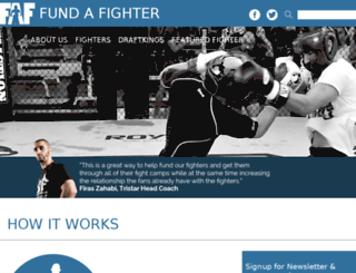 fundafighter.com screenshot