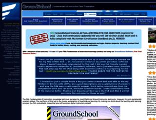 fundamentalsofinstruction.com screenshot